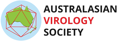 The Australasian Virology Society Logo